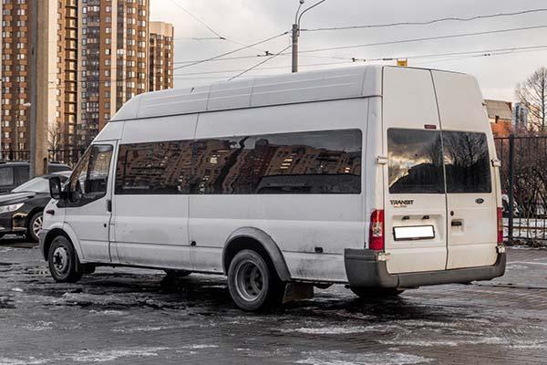 Заказать Форд Транзит 2017 г. в.