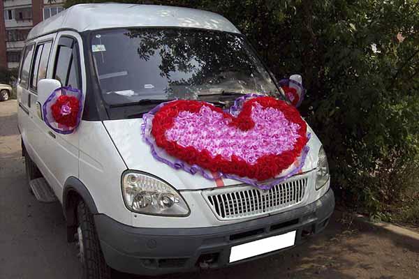 Газель Бизнес - свадьба 2013