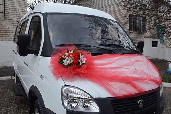 Газель Стандарт - свадьба 2013