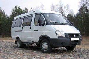 Аренда пассажирского микроавтобуса Газель Бизнес