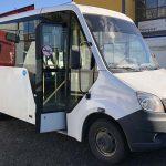 Аренда пассажирского микроавтобуса Газель Некст 2017 г.в. (белая)