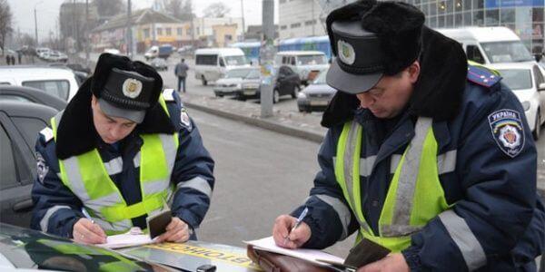 Штрафы за нарушение правил