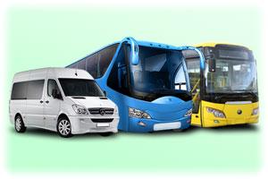 Цены на услуги по пассажирским перевозкам