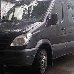 Заказать ритуальный микроавтобус на похороны (поминки)