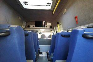 Аренда пассажирского микроавтобуса Форд Транзит (2013 г.в.)