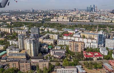 Пассажирские перевозки в Северном Административном Округе (САО) г. Москвы