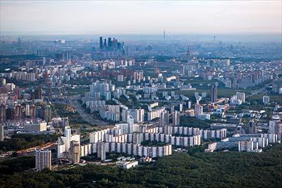 Пассажирские перевозки в Северо-Восточном Административном Округе (СВАО) г. Москвы