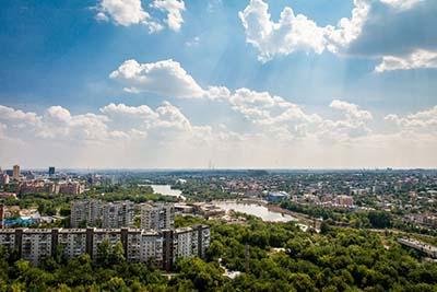 Пассажирские перевозки в Юго-Восточном Административном Округе (ЮВАО) г. Москвы