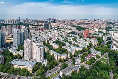 Пассажирские перевозки в Юго-Западном Административном Округе (ЮЗАО) г. Москвы