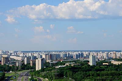 Пассажирские перевозки в Западном Административном Округе (ЗАО) г. Москвы
